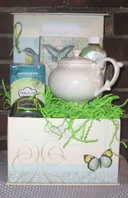 Tea & Sympathy Papillion